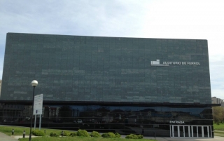 Auditorio de Ferrol - Limpiezas Limbes