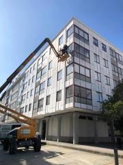 Limpieza de fachadas - Limpiezas Limbes