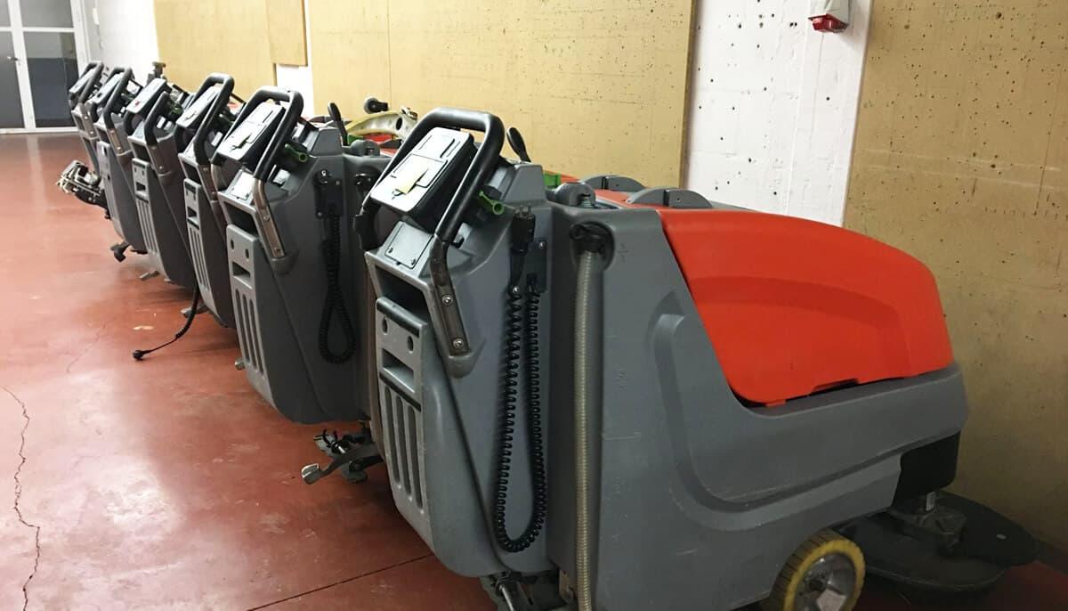 Limpieza de garajes - Limpiezas Limbes